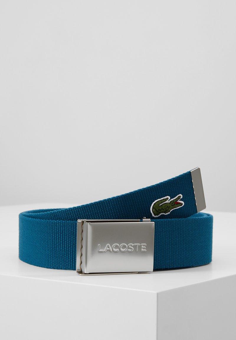 Lacoste - Skärp - legion blue