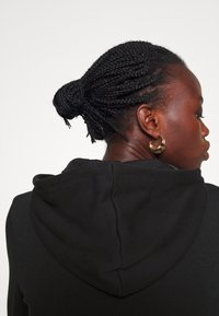 Even&Odd Tall - Zip-up hoodie - black - 5