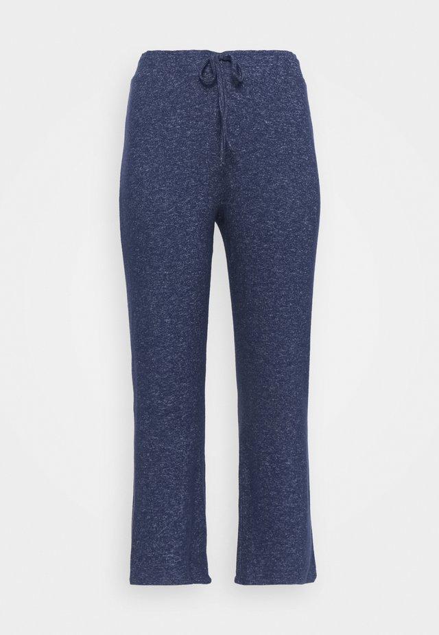 SOFT TOUCH PANT - Pantalon classique - navy