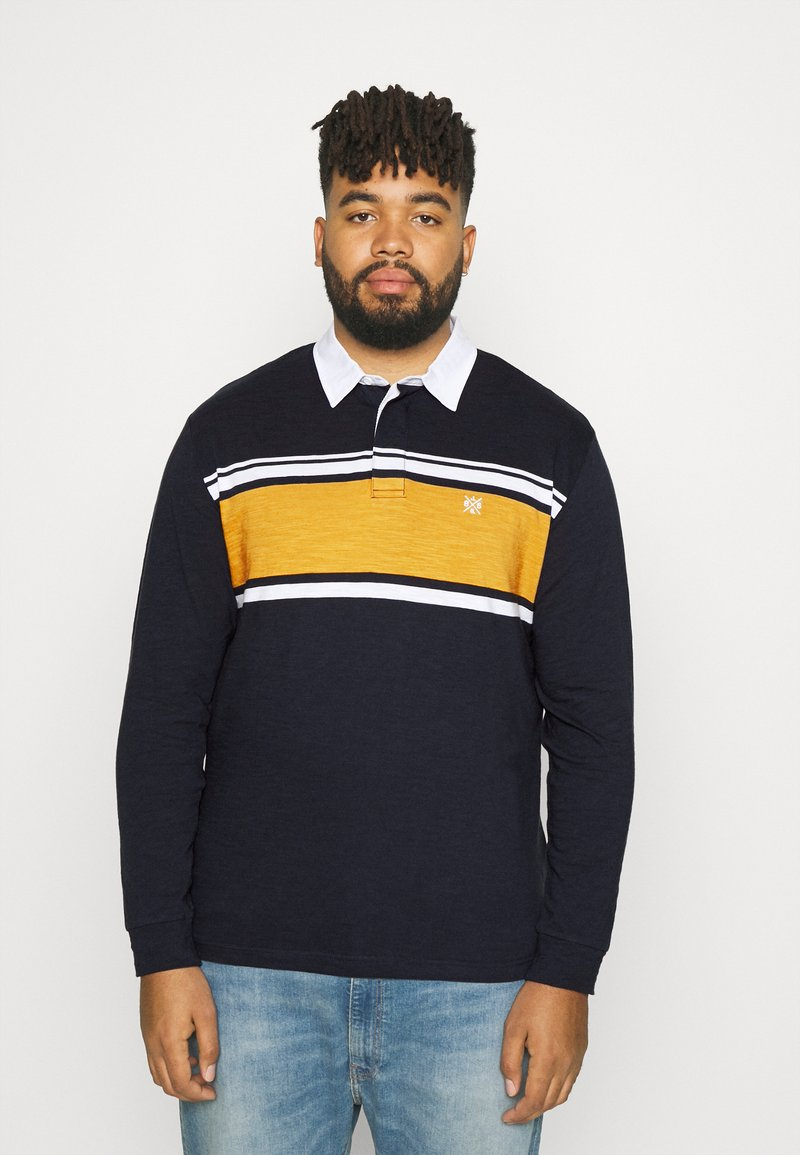 Johnny Bigg - HOVE RUGBY - Polo shirt - navy