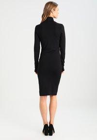 Modström - TANNER  - Shift dress - black - 2