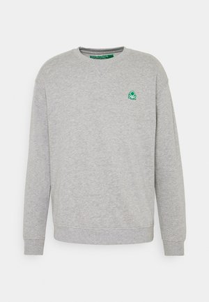 CREW NECK - Sweatshirt - light grey