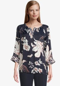 Betty Barclay - Blouse - dark blue-rosé - 0