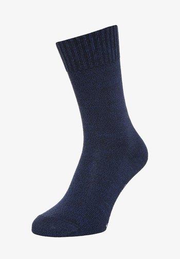 Socks - dark navy