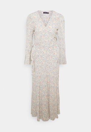 ANBELE LONG SLEEVE CASUAL DRESS - Denní šaty - faded garden