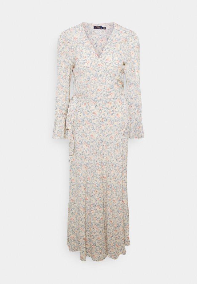 ANBELE LONG SLEEVE CASUAL DRESS - Day dress - faded garden