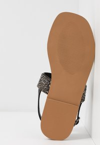 Glamorous Wide Fit - Sandály - black - 6