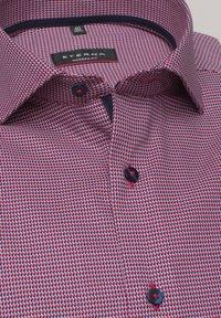 Eterna - LANGARM MODERN FIT - Shirt - rot - 5