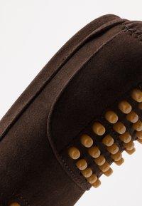 Pier One - Moccasins - dark brown - 5