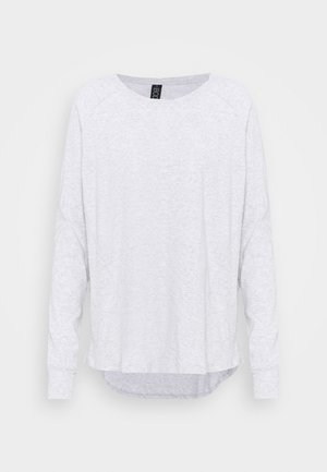 ACTIVE LONGSLEEVE  - Long sleeved top - grey