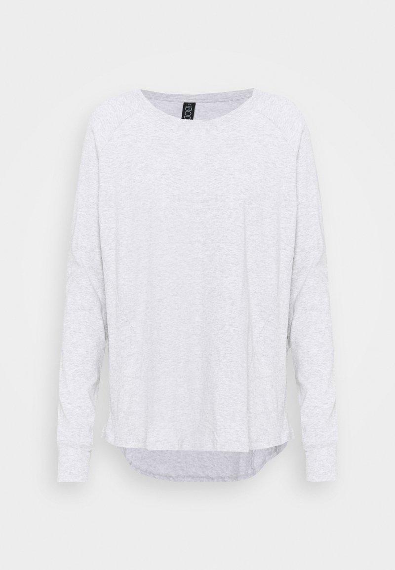 Cotton On Body - ACTIVE LONGSLEEVE  - Maglietta a manica lunga - grey