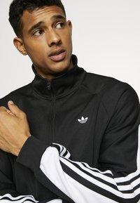 adidas Originals - SPORT INSPIRED TRACK TOP - Verryttelytakki - black/white - 3