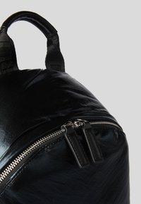 KARL LAGERFELD - Plecak - mtllc blk - 4