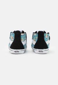 Vans - SK8-HI CRIB UNISEX - First shoes - orchid/true white - 2