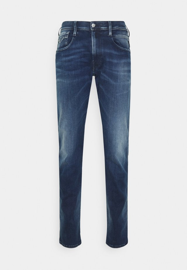 ANBASS SHADES - Jeans slim fit - blue denim