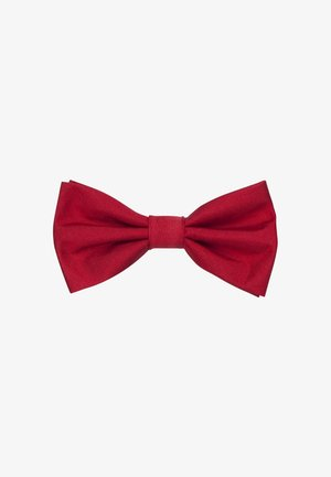 SCHWARZE ROSE - Bow tie - red