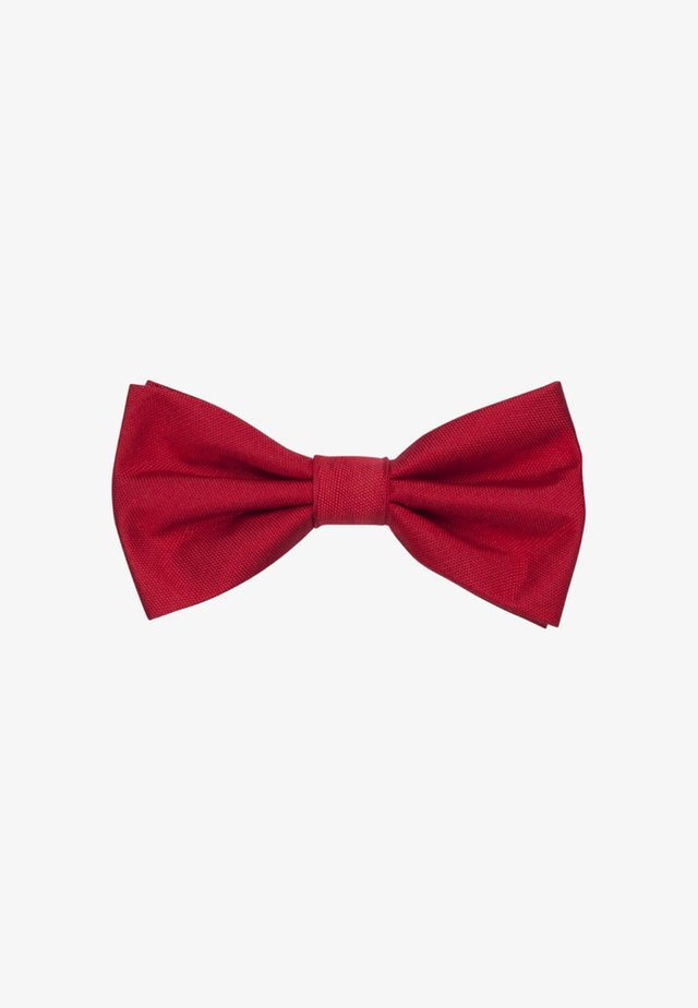 SCHWARZE ROSE - Bow tie - red