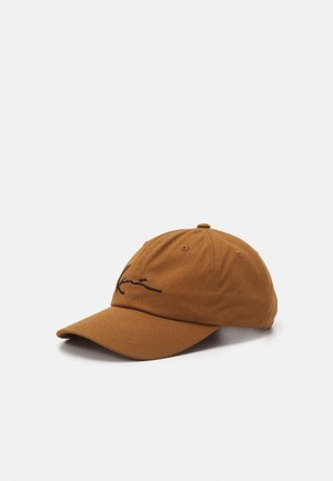 SIGNATURE UNISEX - Czapka z daszkiem - brown