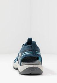 Keen - EVOFIT 1 - Walking sandals - navy/bright blue - 3