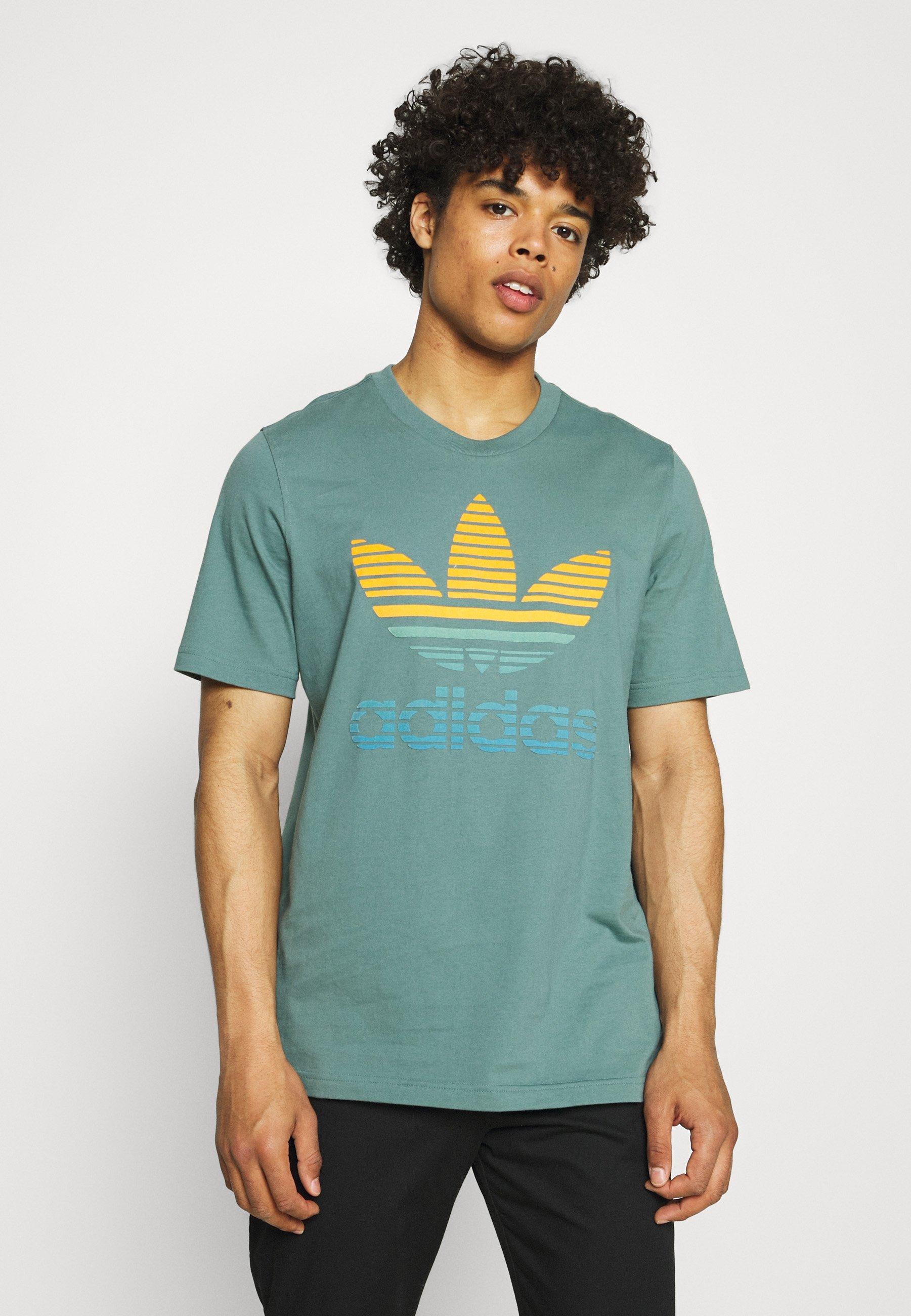 Men TREF OMBRE UNISEX - Print T-shirt