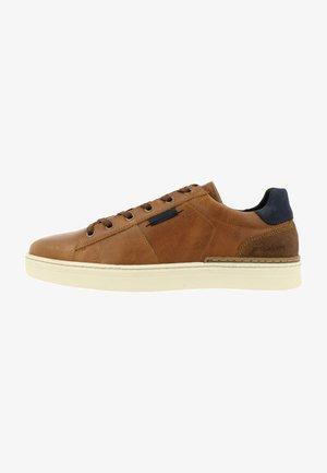 Sneakers laag - tan