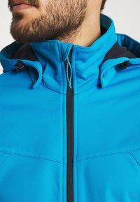 Icepeak - BIGGS - Softshellová bunda - blue - 5