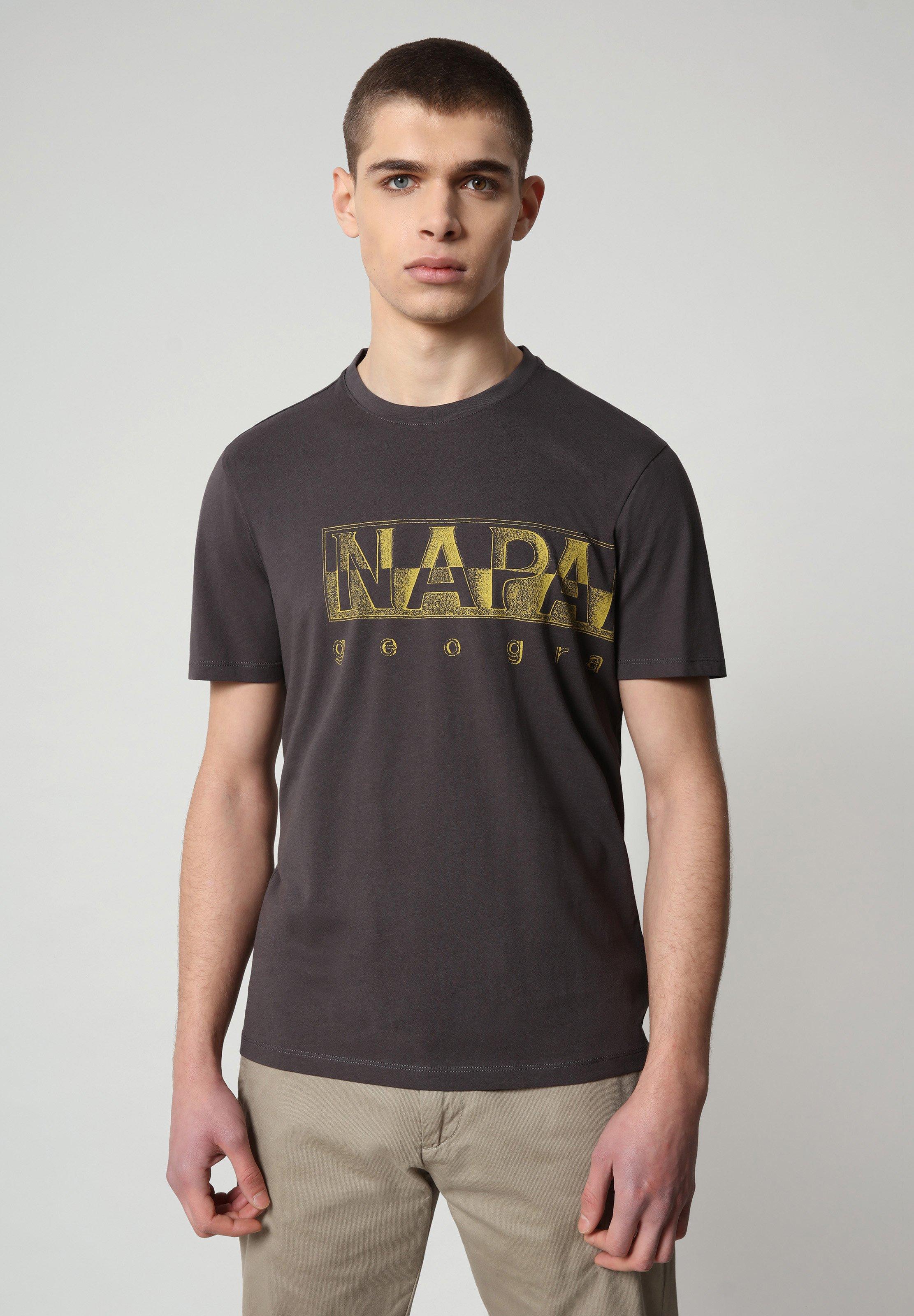 Homme SALLAR LOGO - T-shirt imprimé