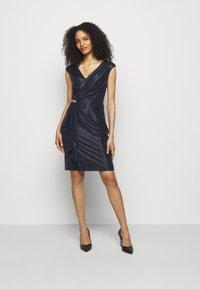 Lauren Ralph Lauren - Cocktail dress / Party dress - lighthouse navy - 1