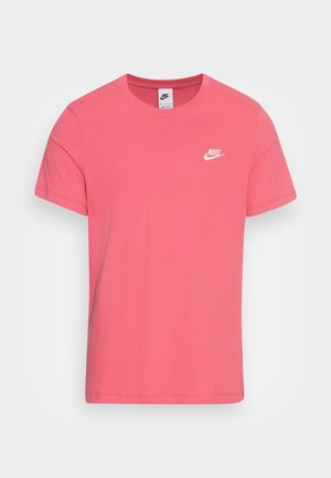 CLUB TEE - Basic T-shirt - archaeo pink
