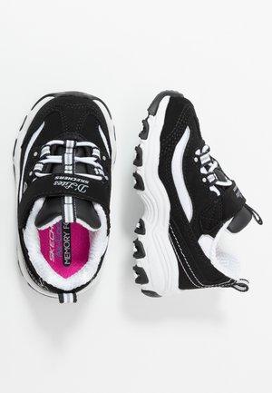 D'LITES - Sneakers - black/white