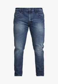 URBN SAINT - USBERLIN - Jeans slim fit - atlantic blue - 4