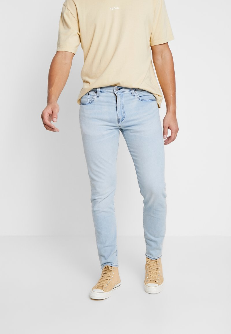Levi's® - 512™ SLIM TAPER - Jeans slim fit - gravie fog