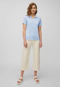 Marc O'Polo - Polo shirt - light blue - 1