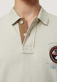 Napapijri - ELICE - Polo shirt - dove grey - 3