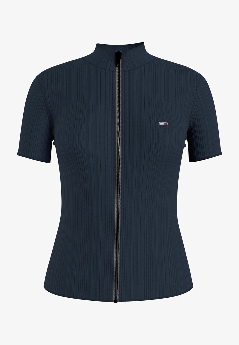 Tommy Jeans - Training jacket -  navy