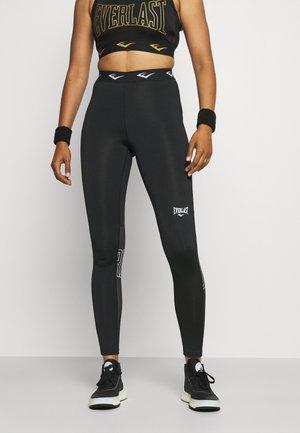 WOMEN LEONARD - Collant - black