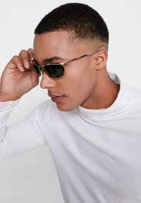 Ray-Ban - OLYMPIAN DELUXE - Sunglasses - gold-coloured - 1