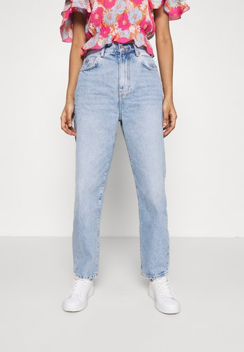 MOM - Jeans relaxed fit - mid blue