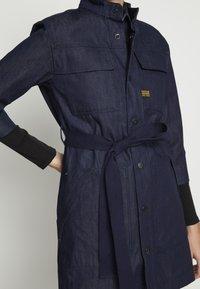 G-Star - SHIRT DRESS - Denim dress - raw denim - 4