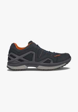 Walking boots - navy/orange
