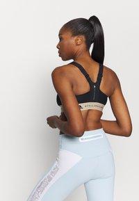 adidas by Stella McCartney - TRUEPUR MAS BRA - High support sports bra - black - 2