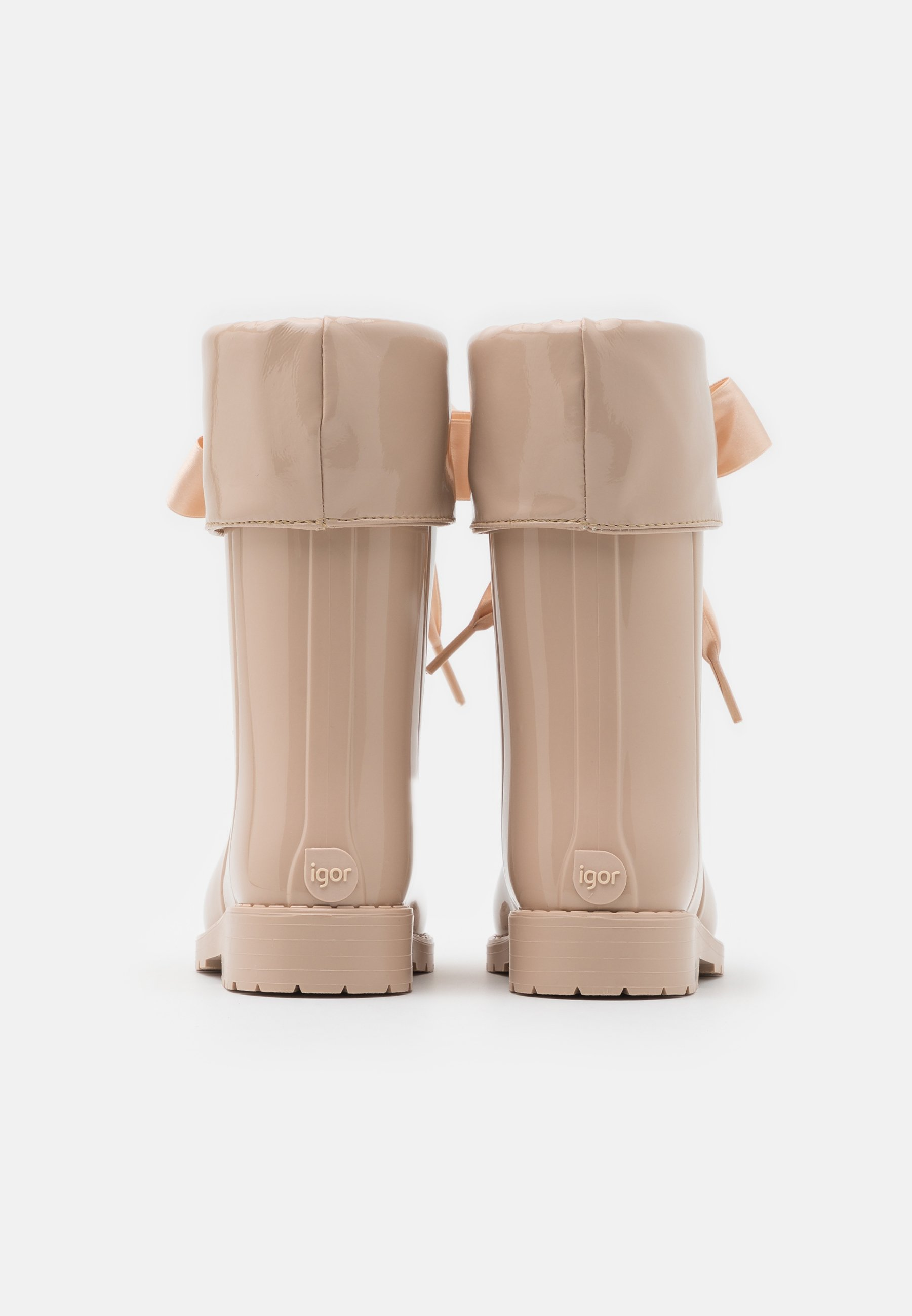 Cheapest Cheapest IGOR CAMPERA CHAROL - Wellies - beige | kids shoes 2020 4xqdy