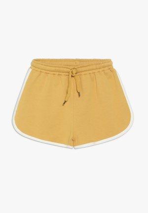 DORIA  - Pantalones deportivos - golden apricot