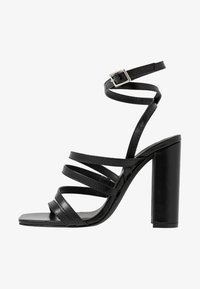 Even&Odd - High Heel Sandalette - black - 1
