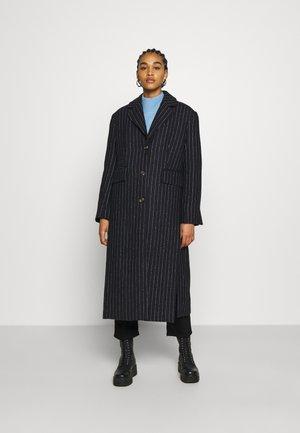 LAYA - Classic coat - navy