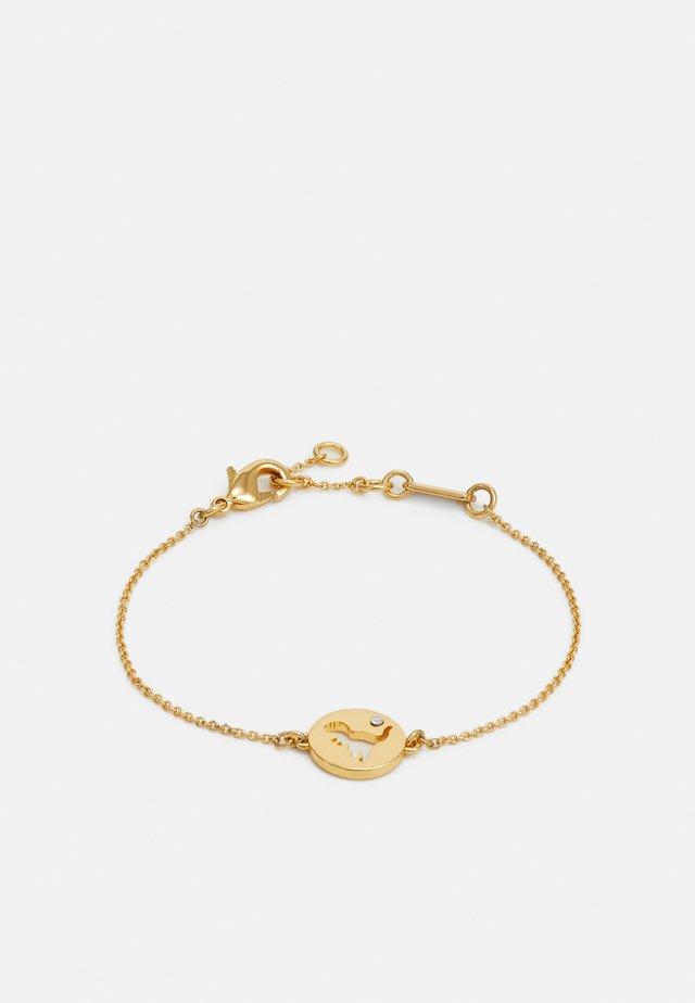 REXY CUTOUT BRACELET - Armband - gold-coloured