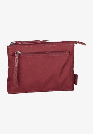 BERGEN - Bum bag - red