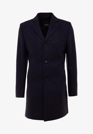 WOLGER COMPACT MELTON - Zimní kabát - navy