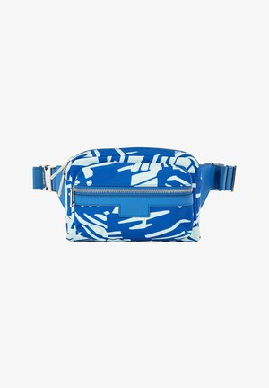MERIDIAN - Bum bag - blue