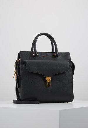 BEAT SOFT SATCHEL - Handbag - noir